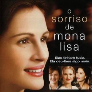 """""""O sorriso de Mona Lisa"""""""