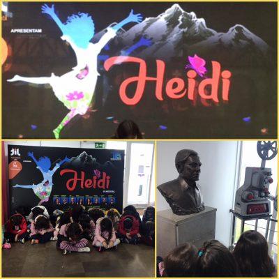 Heidi – O musical