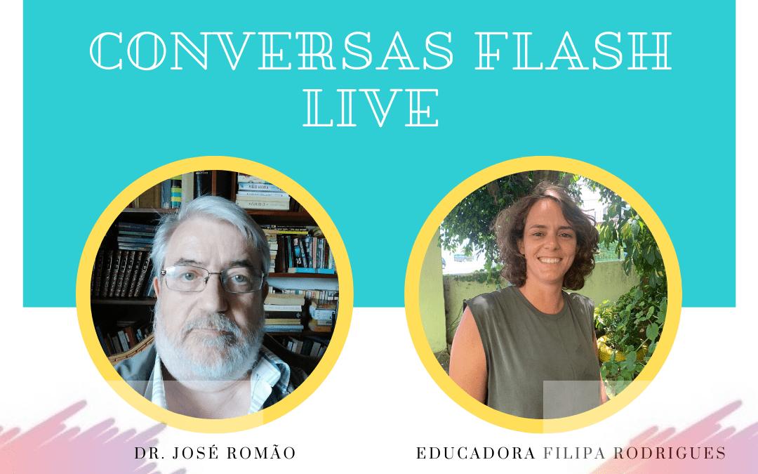 Conversas Flash Live