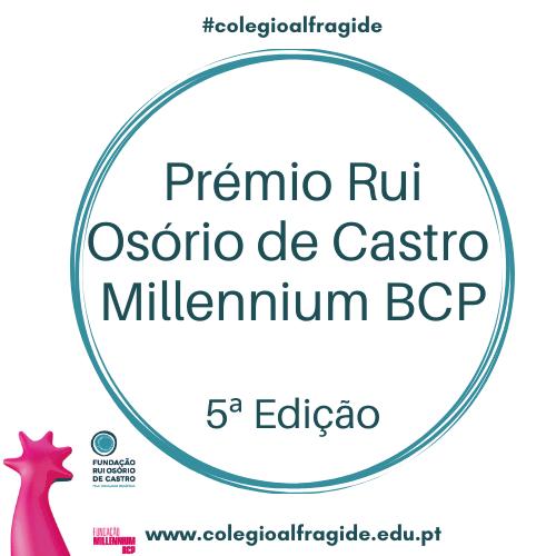 Prémio Rui Osório de Castro / Millennium BCP