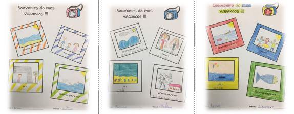 As aulas de francês e as novas aprendizagens!