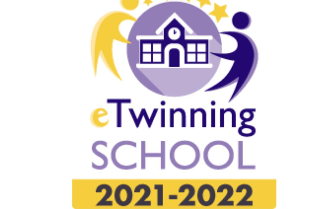 Selo eTwinning 2021-2022