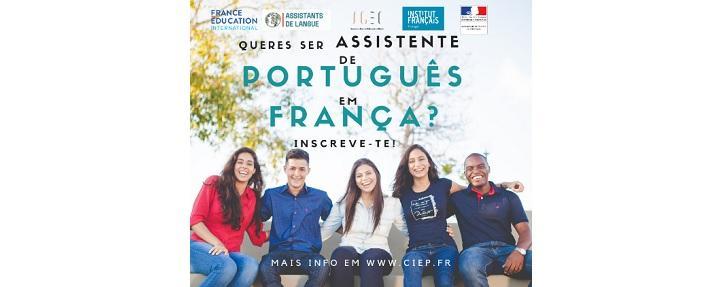 Novo Prazo | Candidaturas para Assistentes de Português em França – ano letivo 2021/2022