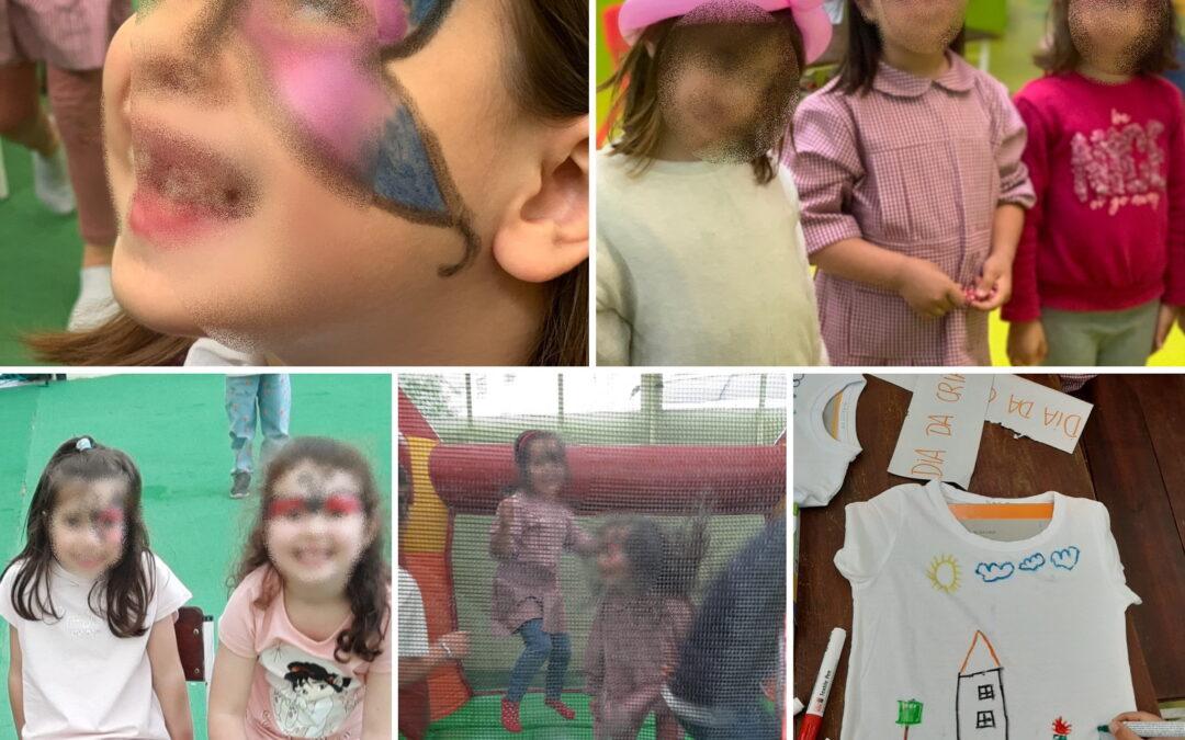 Dia Mundial da Criança na sala dos 5 anos