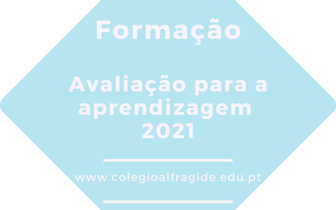 Formação: Avaliação de Aprendizagem 2021
